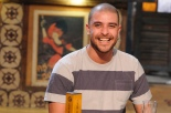 Diogo Nogueira canta no programa de Serginho Groisman